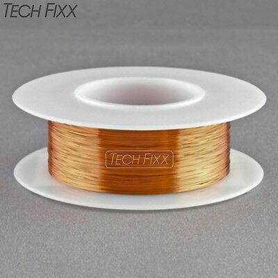 4.5 oz 0.12 mm 36 AWG Gauge 130 gr ~1250 m Enameled Magnet Copper Wire Coil