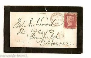 D33-GREAT-BRITAIN-1868-ENVELOPE-ATHERSTONE-CANCEL
