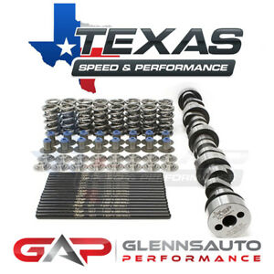 Camshaft Texas Speed TSP Cleetus McFarland Bald Eagle LS1 LS2 LS6 Camshaft for Boosted Turbo Supercharged Applications