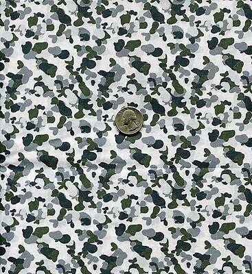 "1//6 Scale Children of Men COMPAT Camouflage Model Miniature Fabric 21/""x18/"""