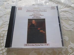LISZT PIANO CONCERTOS 1 amp 2  JOSEPH BANOWETZ CSR SYMPHONY 1988  NAXOS CD - <span itemprop='availableAtOrFrom'>Peterborough, United Kingdom</span> - LISZT PIANO CONCERTOS 1 amp 2  JOSEPH BANOWETZ CSR SYMPHONY 1988  NAXOS CD - Peterborough, United Kingdom
