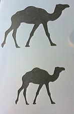 Camel Animal Farm A4 Mylar Reusable Stencil Airbrush Painting Art Craft