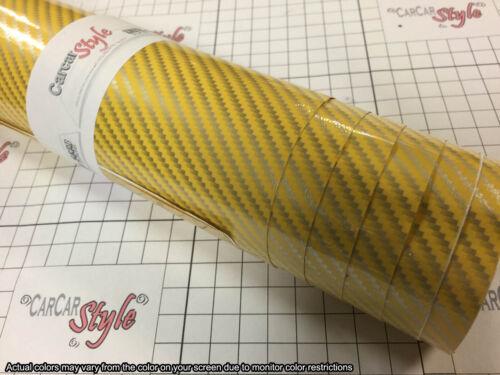 Airfree 2d Brillo De Fibra De Carbono Vinilo 0,2 M x1,52 M 59,8 En 7,9 en Abrigo película pegatina
