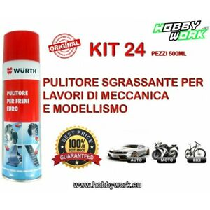 Würth Pulitore per Freni Euro Spray - 500ml