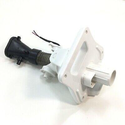 Shark NV611 NECK /& BOTTOM LOWER SHORT HOSE TUBE Genuine OEM Part White