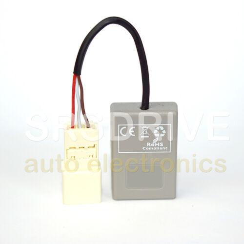 Estera de Ocupación del pasajero Asiento de derivación para Mazda MX-5 Miata Emulador De Sensor De Airbag