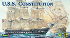 Revell 1/96 USS Constitution Plastic Model Kit 85-0398