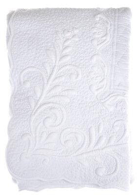 Qualità Al 100% Nobili Mariclo Quilt + 2 Cuscini Copertine Copriletto Letto Su Lancio Shabby Chic Landhaus- Carino E Colorato