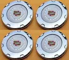"""4 X 07-15 CADILLAC ESCALADE  22"""" WHEEL CENTER HUB CAPS 9597355"""