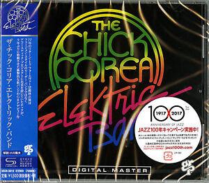 CHICK-COREA-ELEKTRIC-BAND-S-T-JAPAN-SHM-CD-C94