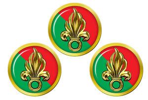 Legion-Etrangere-Foreign-Legion-Marqueurs-de-Balles-de-Golf