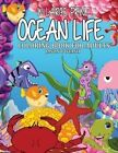 Ocean Life Coloring Book for Adults ( in Large Print ) by Jason Potash (Paperback / softback, 2016)