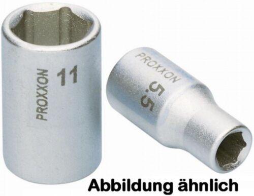"9 mm Proxxon 1//4/"" Steckschlüsseleinsatz"
