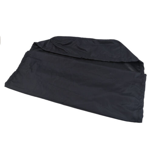 Keyboard Cover Piano Key Black with Drawstring Electronic Case Dustproof Cover