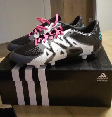 'adidas' Fußballschuhe 'x 15.3 Fg/ag J' Gr. 36 2/3 - Neu