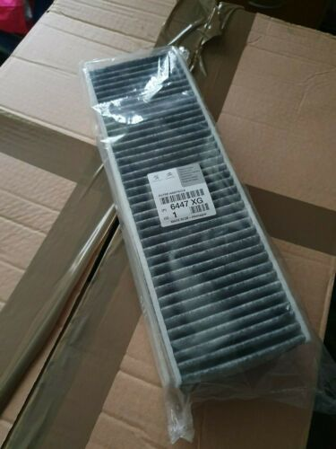 Genuine Part 6447XG//9801448180 Citroen Peugeot DS Carbon Filter Various Models