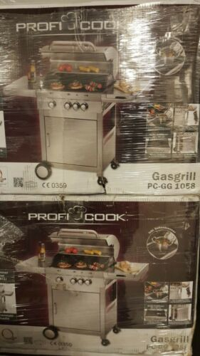 1 von 1 - PROFICOOK PC-GG 1058 Gasgrill