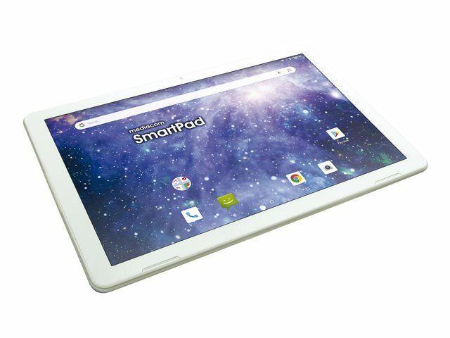 TABLET M-SP1EY4G Mediacom SmartPad iyo 10 - 4G + WiFi  - 16gb - Android 9.0