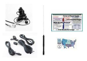 Yaesu FT-891 Accy Bundle w/ Mobile Ant, Lip Mount, Sep. Kit and Nifty! Bandplan