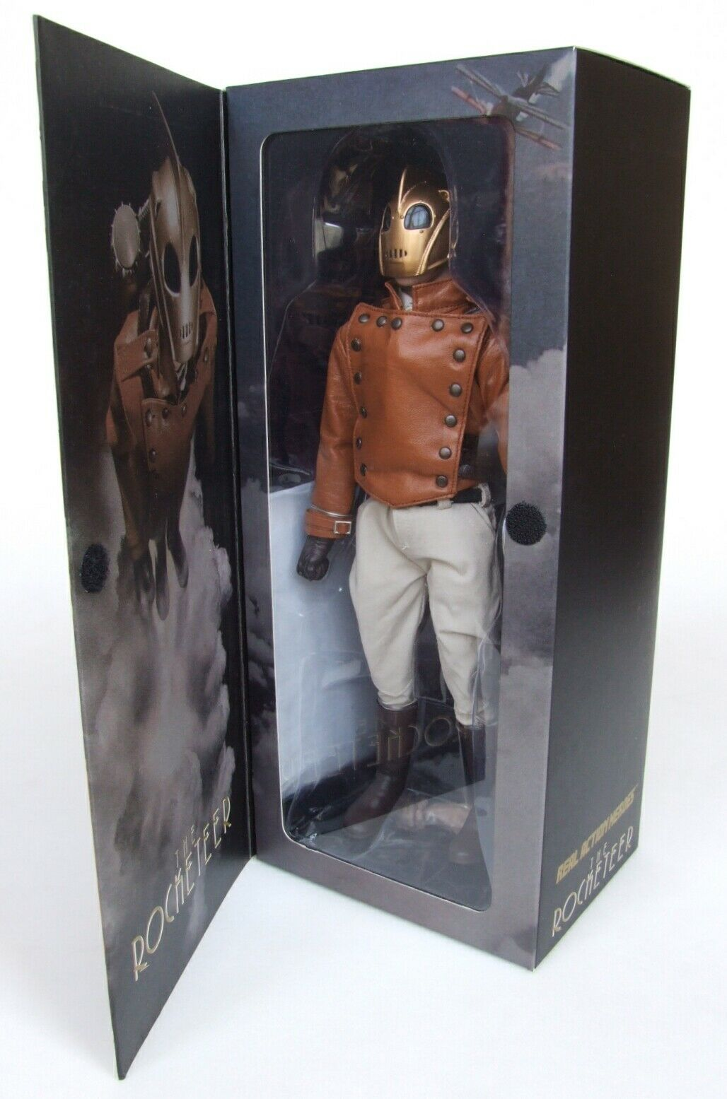 The Rocketeer RAH 1st Edition (Ver. 0.1) 12  Action Figure Doll Medicom Toy 2002