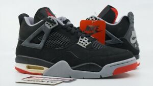 reputable site 1451e 25795 Image is loading AIR-JORDAN-4-IV-1999-RETRO-NEW-SIZE-
