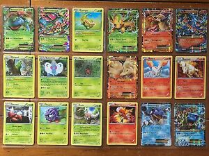 pokemon tcg xy generations complete set all 83 cards 32 radiant