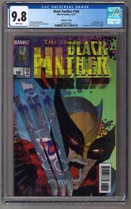 Black Panther #166 / Incredible Hulk #340 Lenticular Variant CGC 9.8!!!