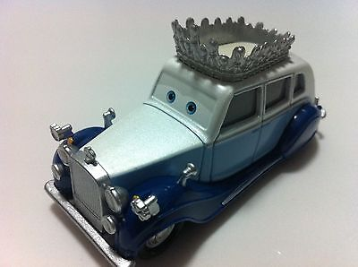 Mattel Disney Pixar Cars The Queen Metal Toy Car 1:55 Loose New In Stock