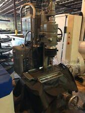 Moore 3 Jig Grinder 24 X 11 Table Grinding Machine 220v 1 Ph Or 3 Ph