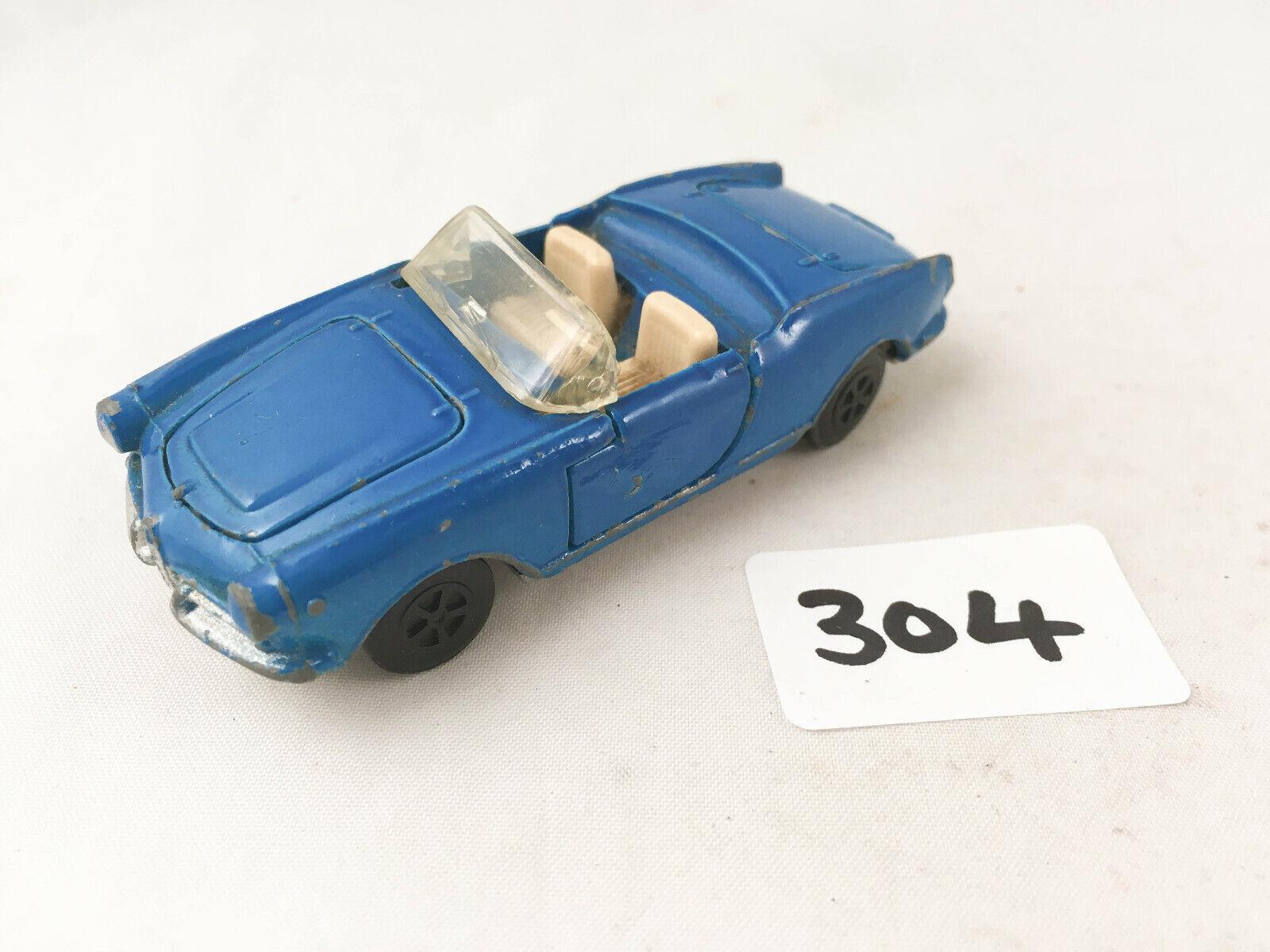 LONE STAR IMPY FliegenERS   23 ALFA ROMEO GIULIA 1600 SPIDER Blau DIECAST TOY CAR