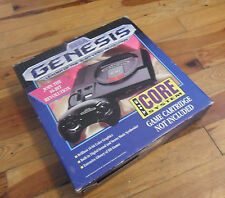 SEGA GENESIS MODEL 1 CONSOLE BUNDLE HD GRAPHICS COMPLETE IN BOX CIB FAST