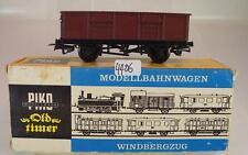 Jouef H0 offener Güterwagen 2-achsig Ersatz-OVP #4406