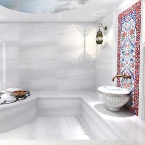 Details zu Marmor Naturstein Mosaik Fliesen Treviso Weiss | Boden Wand Bad  Küche Wohnraum