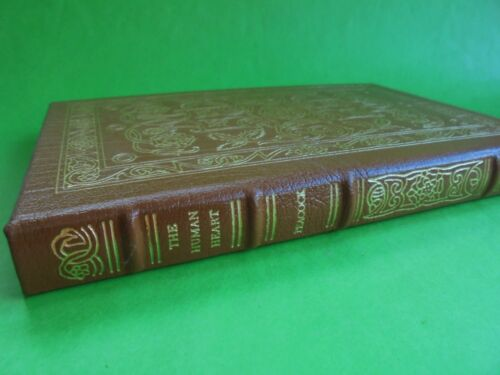 MALFORMATIONS OF THE HUMAN HEART PEACOCK LEATHER BOUND 1st ED 1858 FACSMILIE