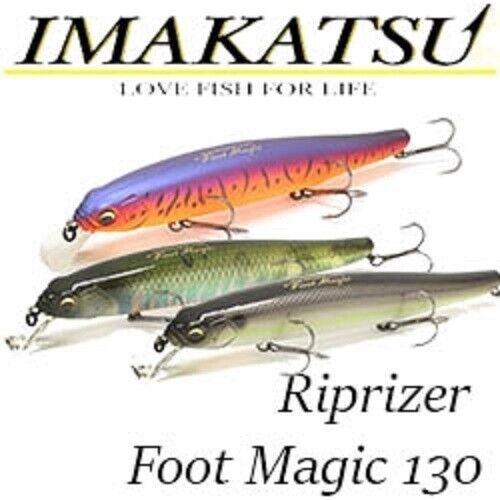 Fishing lures Imakatsu Riprizer Foot  Magic 130F  factory direct