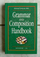 Glencoe Language Arts Grammar & Language Gr.12/12th Handbook