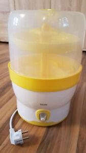 Beurer Baby botellas dampfsterilisator