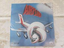 AIRPLANE  ORIGINAL 1980 LASERISC PAL / SECAM SYSTEM NEW & STILL  FACTORY SEALED
