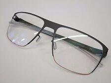 Mykita NO.1 ELMO 202 Basalt Neon Orange Glasses Eyewear Eyeglass Frame Handmade