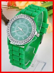 WATCH SALE DESIGN 5  SILICONE STRAP STAINLESS STEEL BACK NEW FREE PampP - CORNWALL, United Kingdom - WATCH SALE DESIGN 5  SILICONE STRAP STAINLESS STEEL BACK NEW FREE PampP - CORNWALL, United Kingdom