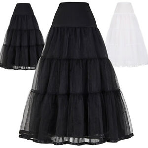 wei schwarz braut hochzeit unterr cke reifr cke t llrock petticoat brautkleider ebay. Black Bedroom Furniture Sets. Home Design Ideas