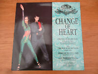 """Sly & Lovechild  –  Change Of Heart   Vinyl 12"""" 33RPM UK 1992 House    CBE 1266"""