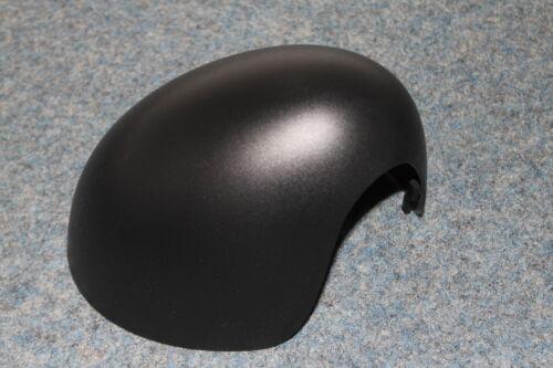 MINI F55 F56 Spiegelkappe RL rechts schwarz genarbt right morror cover black RHD