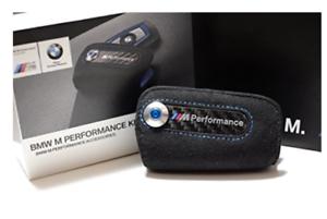 Genuine BMW M Performance Key Fob Case F20 F22 F23 F30 F32 F33 F10 F12 F25 F26
