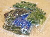 4 Yo Mama Bass Plastics Creature Bait Mix And Match Assortment 48 Count Bag