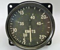 RAF Vickers Valetta WG267 Aircraft ASI 450 Knots Gauge Mk 9G* 6A / 1272