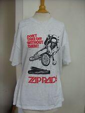 Old School BMX T-Shirt Zap Pads 1981 AD, New Gildan T-shirt Medium