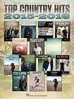 Top Country Hits of 2015-2016 by Hal Leonard Publishing Corporation (Paperback / softback, 2016)