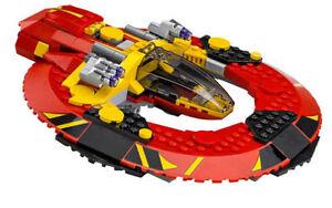 Lego Marvel Super Heroes Thor Ragnarok 76084 - The Commodore Spaceship - New