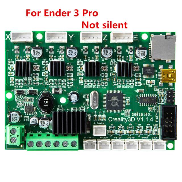 Creality Ender 3 Pro Motherboard V1 1 4 Standard Version Main Board Dc 24v For Sale Online Ebay